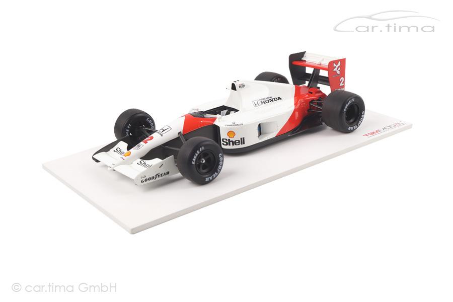 McLaren MP4/6 Winner GP Japan 1991 Gerhard Berger TSM 1:18 TSM141818R