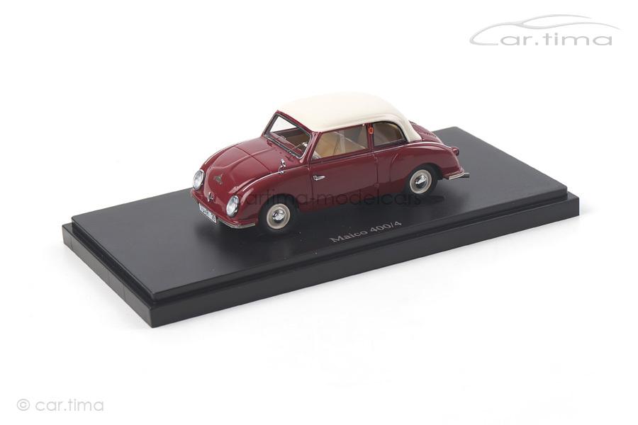Maico 400/4 1955 autocult 1:43 03006