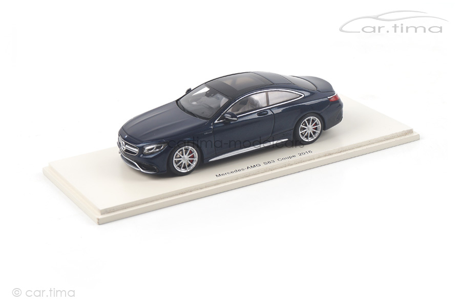 Mercedes-Benz S63 AMG Coupe Spark 1:43 S4918