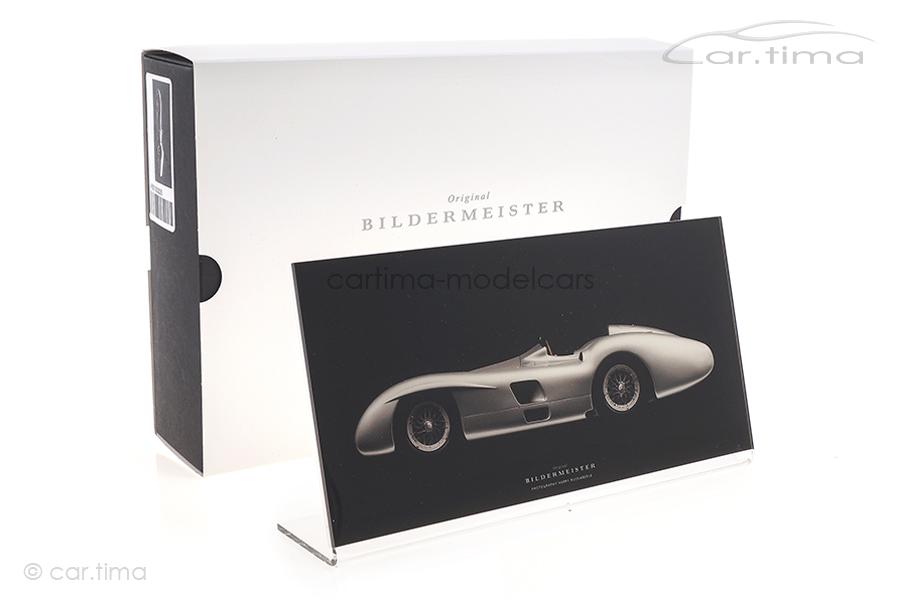 Bildermeister MINIpic Mercedes-Benz 300 SL 1952 Acrylglas-Aufsteller 10 cm x 20 cm HR21003225