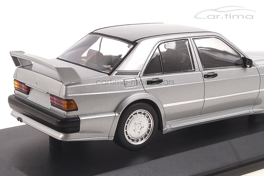 Mercedes-Benz 190E 2,5-16 EVO 1 silber Minichamps 1:18 155036001