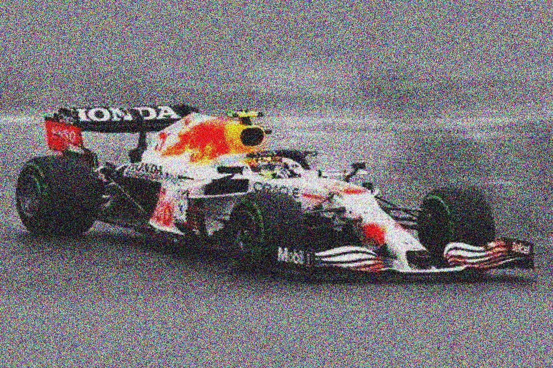 Red Bull Racing Honda RB16B GP Türkei 2021 Sergio Perez Spark 1:43 S7697