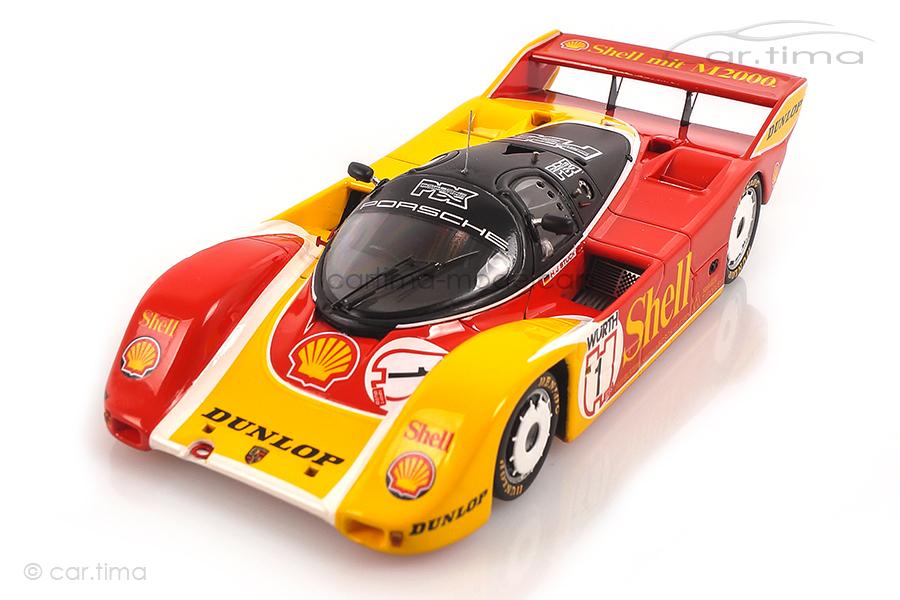 Porsche 962 ADAC Supercup Norisring 1988 Hans-Joachim Stuck Spark 1:43 SAM057