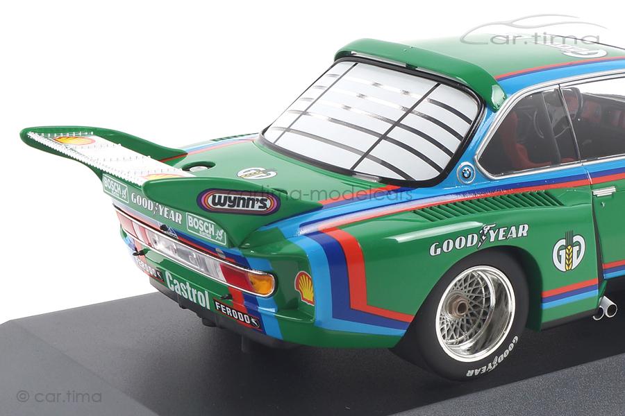BMW 3.5 CSL 24h Le Mans 1976 Quester/Krebs/Peltier Minichamps 1:18 155762643