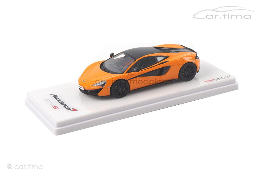 McLaren 570S McLaren Orange TSM 1:43 TSM430113