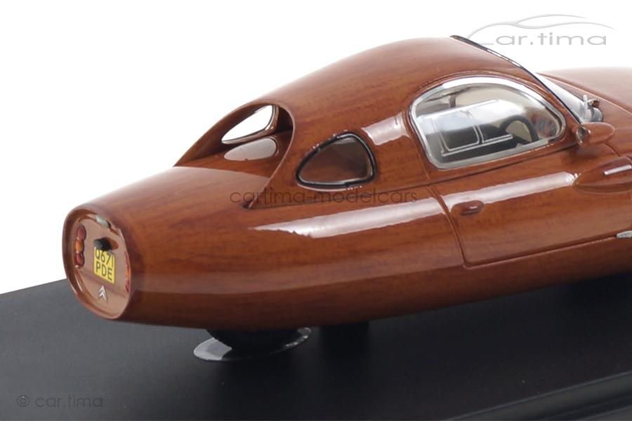 Citroen 2CV Wood Tryane II autocult 1:43 03017