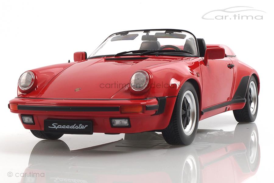 Porsche 911 Speedster Indischrot KK Scale 1:18 KKDC180451