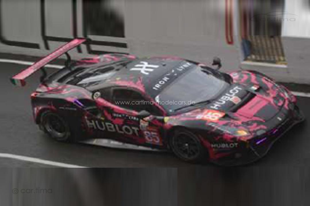 Ferrari 488 GTE Evo 24h Le Mans 2020 Frey/Gatting/Gostner LookSmart 1:18 LS18LM026
