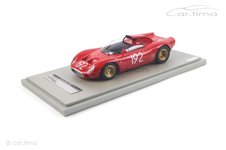 Alfa Romeo 33.2 Periscopio Targa Florio 1967 Galli/Giunti TM 1:18 TM18-49D