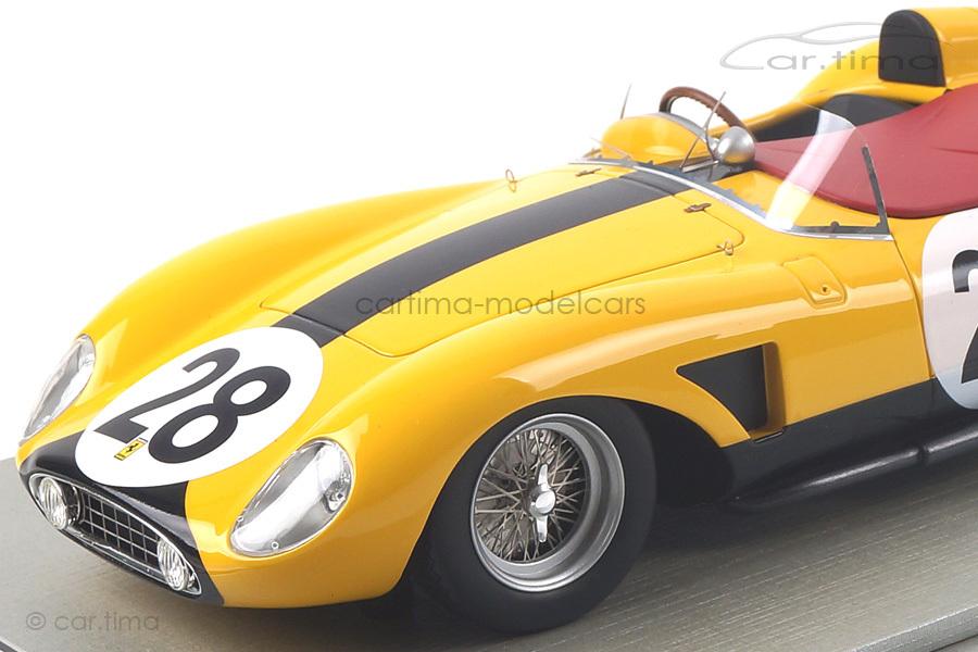 Ferrari 500 TRC 24h Le Mans 1957 Bianchi/Harris Tecnomodel 1:18 TM18-51C