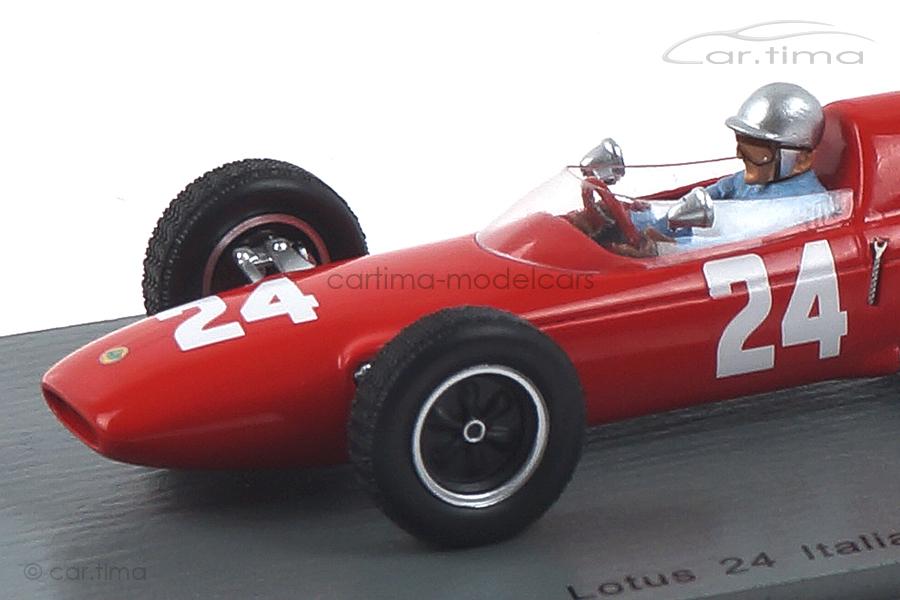 Lotus 24 GP Italien 1962 Nino Vaccarella Spark 1:43 S7121
