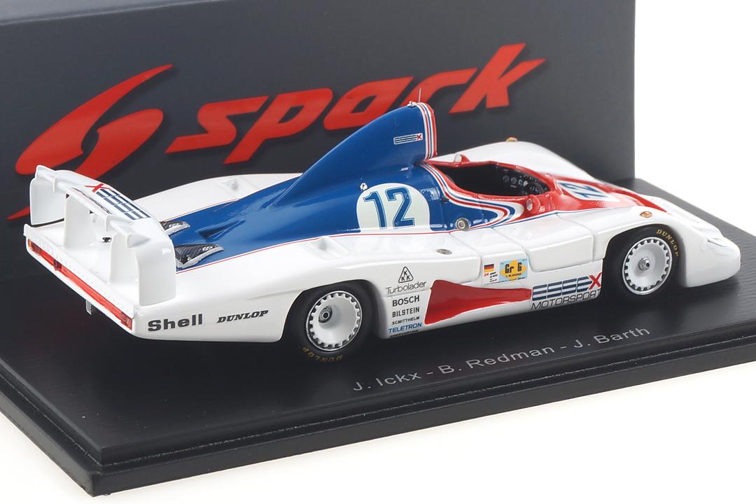 Porsche 936 24h Le Mans 1979 Ickx/Redman/Barth Spark 1:43 S4147