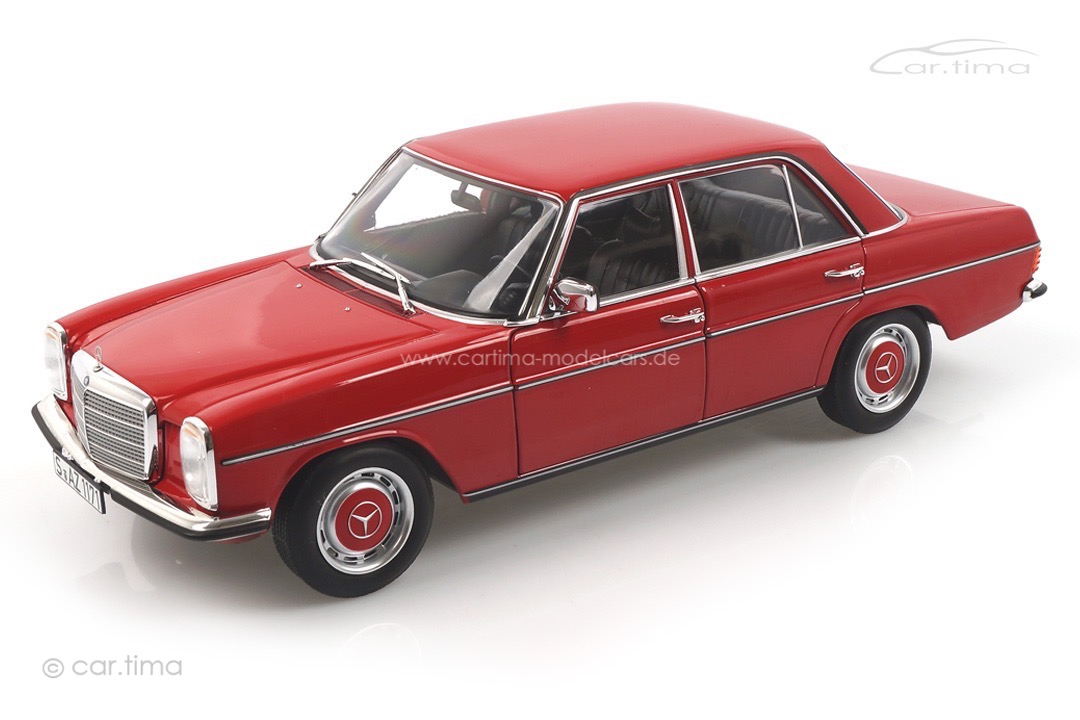 Mercedes-Benz 200 /8 (W115) 2. Serie rot Norev 1:18 183772