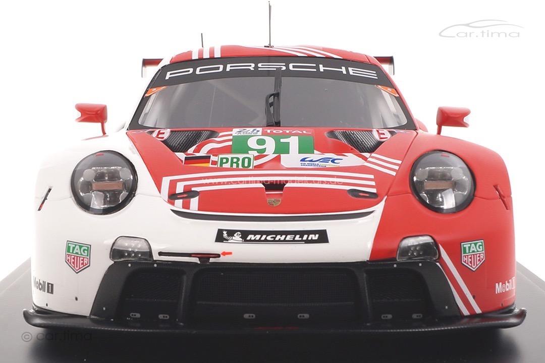 Porsche 911 RSR 24h Le Mans 2020 Bruni/Lietz/Makowiecki Spark 1:18 WAP0219030MLEM