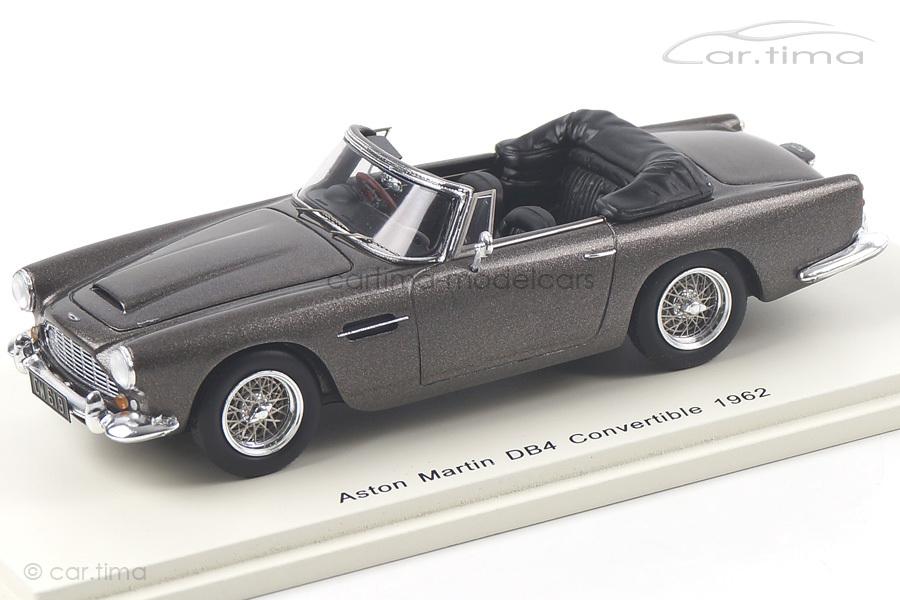 Aston Martin DB4 Convertible grau Spark 1:43 S2426