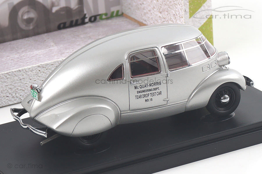McQuay-Norris Streamliner 1934 autocult 1:43 04007