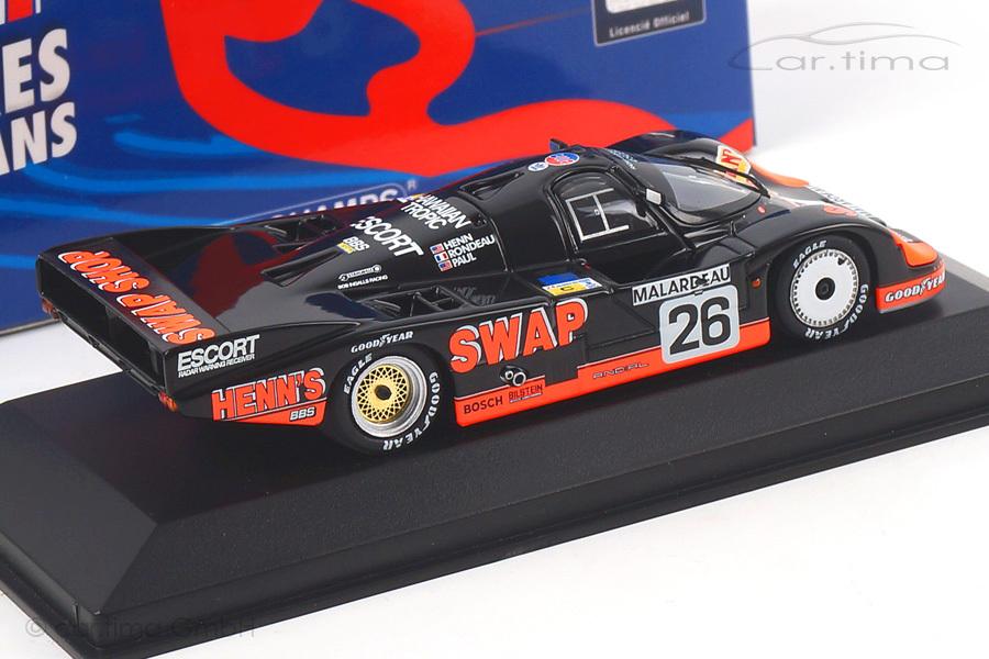 Porsche 956 L 24h Le Mans 1984 Henn/Rondeau/Paul Jr. Minichamps - 1:43 430846526