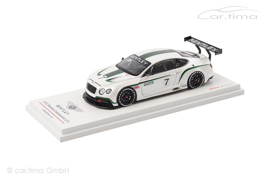 Bentley Continental GT3 Concept car TSM 1:43 TSM134301