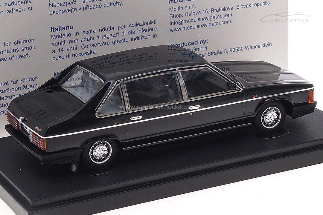 Tatra 613 Special 1987 schwarz autocult 1:43 90167