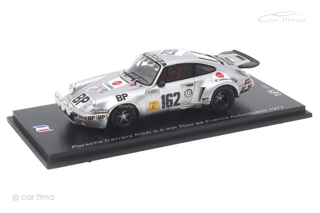Porsche 911 Carrera RSR 3.0 Tour de France 1977 Verney/Emmanuelli Spark 1:43 SF203