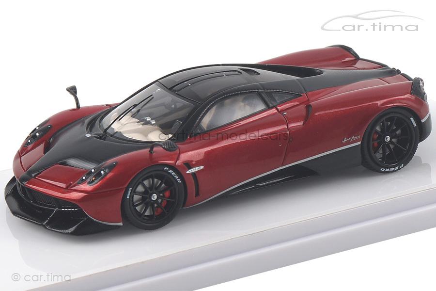 Pagani Huayra Paccetto Tempesta Rosso Monza TSM 1:43 TSM430185