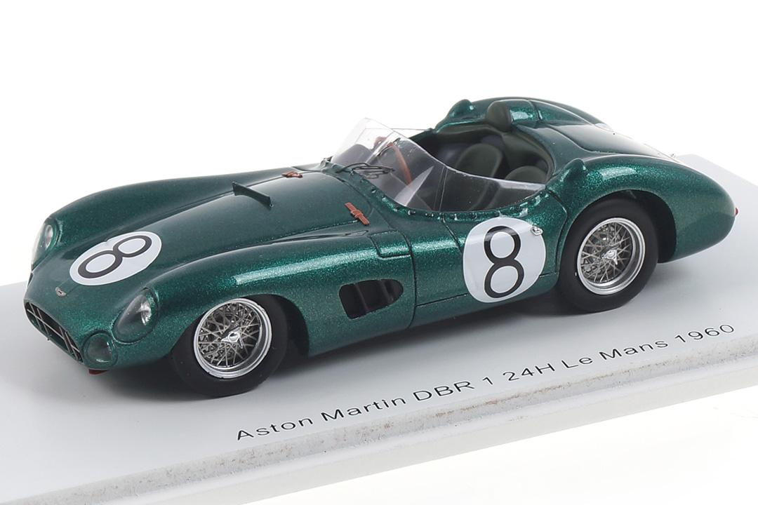 Aston Martin DBR 1 24h Le Mans 1960 Baillie/Fairman Spark 1:43 S2444