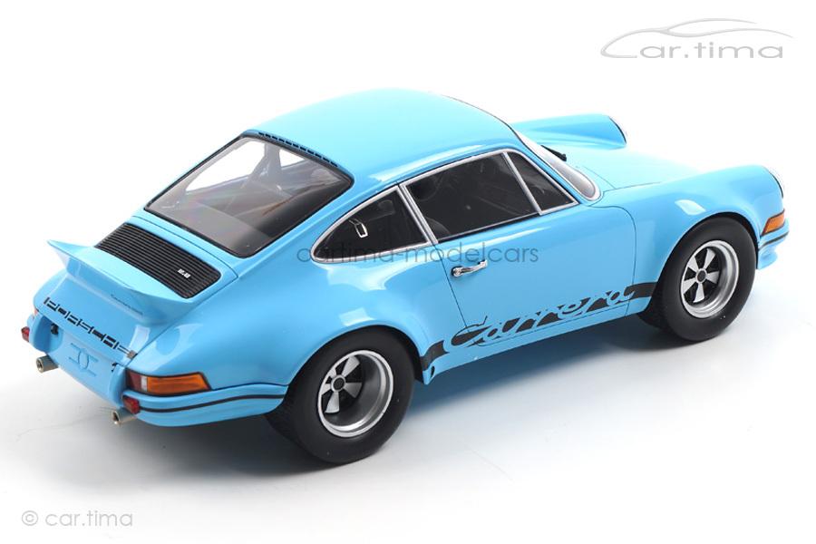 Porsche 911 Carrera RSR 2.7 1972 gulf blau Minichamps 1:18 107065021