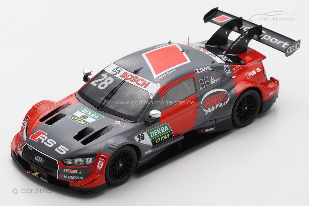 Audi RS5 DTM 2020 Loic Duval Spark 1:43 SG653