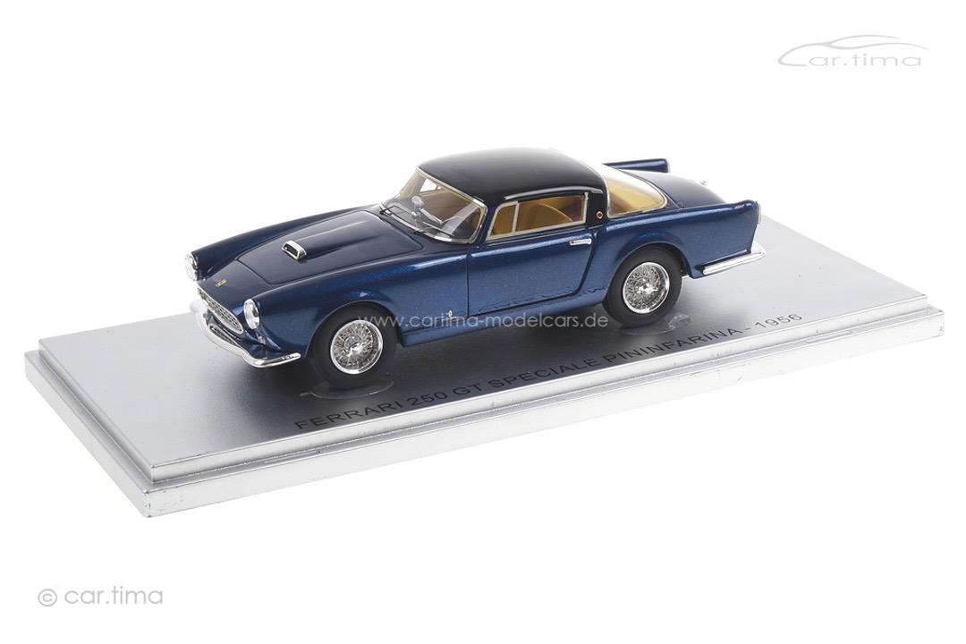 Ferrari 250 GT Coupe Speciale Pininfarina 1956 dunkelblau Kess 1:43 KE43056071