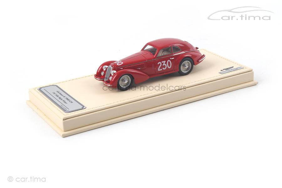 Alfa Romeo 8C 2900B Loungo Winner Mille Miglia 1947 TSM 1:43 TSMCE154312