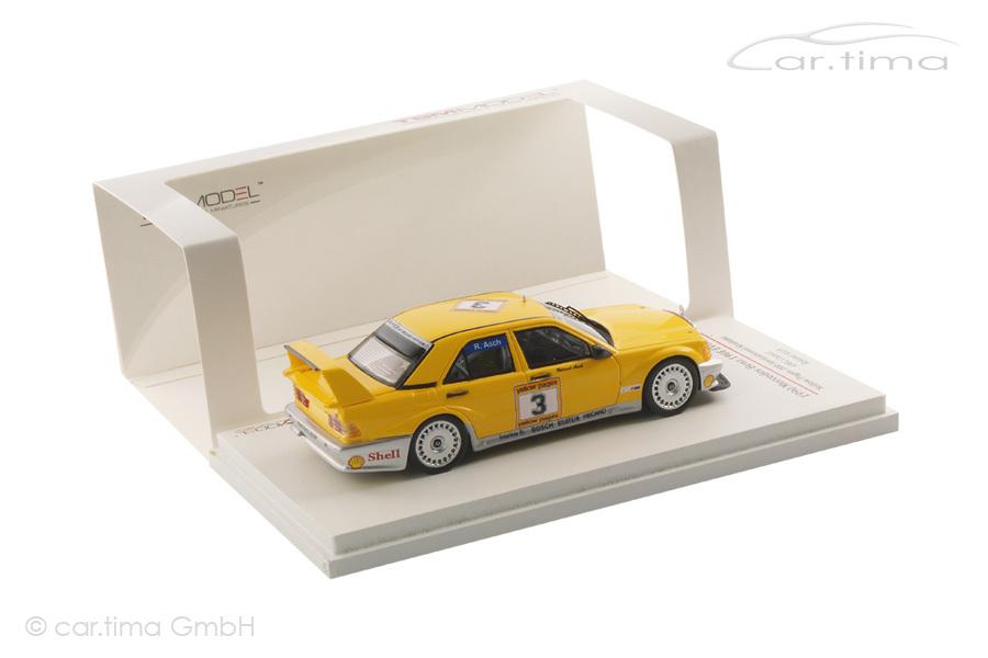 Mercedes-Benz 190E EVO2 Kyalami 1990 Roland Asch TSM 1:43 TSM124344