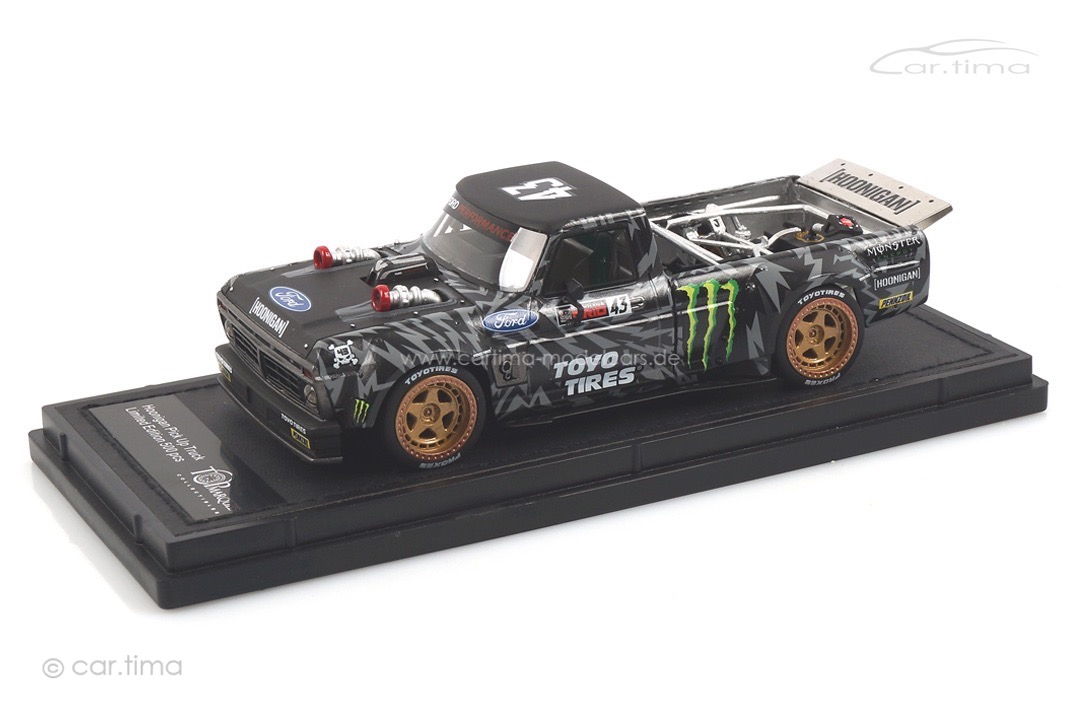 Hoonigan Pick Up Truck Top Marques 1:43 TM43-02A