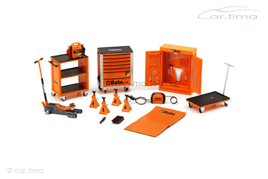Werkstattausrüstung / Tool Kit Beta TSM 1:18 TSM13AC25