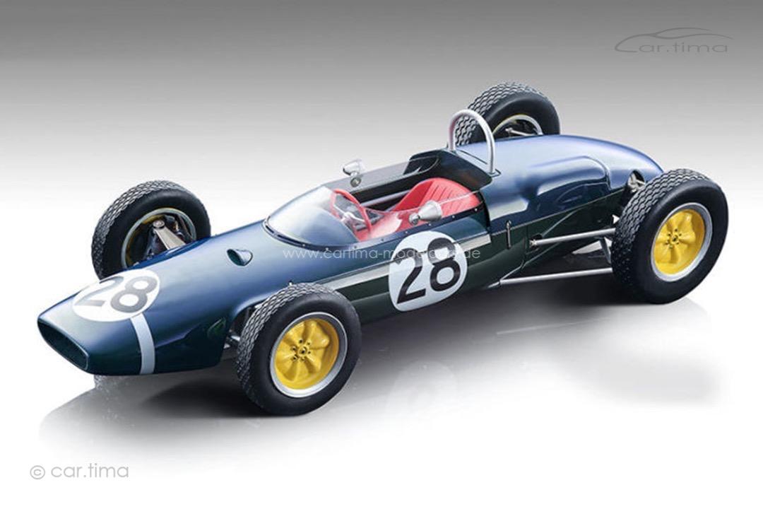 Lotus-F1 21 GP Italien 1961 Stirling Moss Tecnomodel 1:18 TM18-182C
