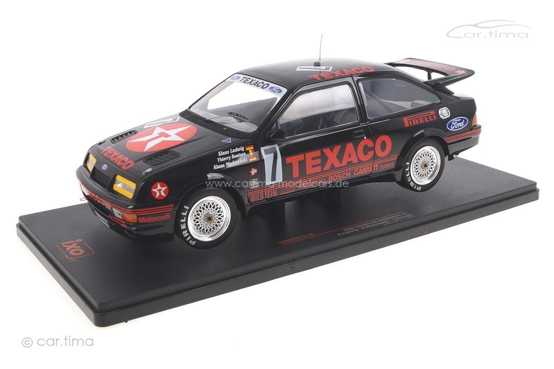 Ford Sierra RS Cosworth 24h Spa 1987 Boutsen/Ludwig/Niedzwiedz IXO 1:18 18RMC051B