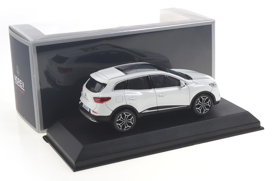 Renault Kadjar 2020 Pearl White Norev 1:43 517785