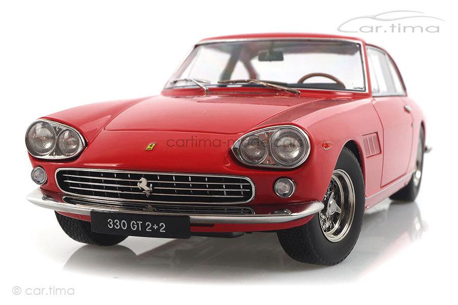 Ferrari 330 GT 2+2 rot KK Scale 1:18 KKDC180421