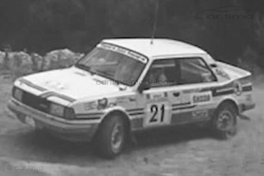 Skoda 130 LR Rallye Acropolis 1986 Ladislav/Borivoj IXO 1:43 RAC287