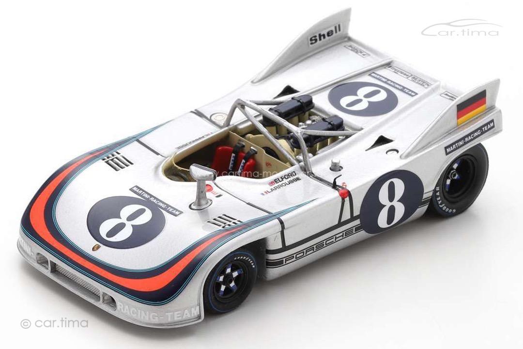Porsche 908/3 Targa Florio 1971 Elford/Larrousse Spark 1:43 S2332