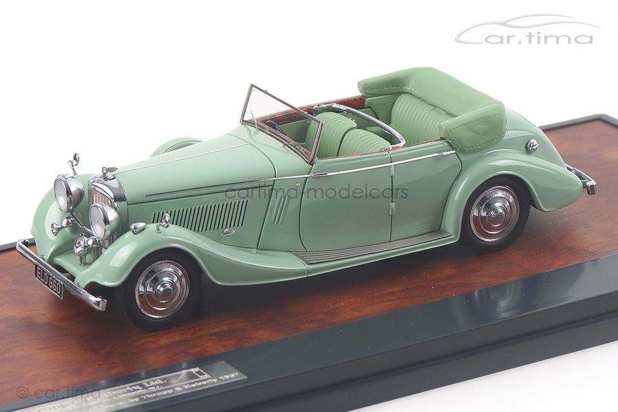 Bentley 4,25 litre All-Weather Tourer by Thrupp & Maberly Matrix Scale Models 1:43 MX40201-131