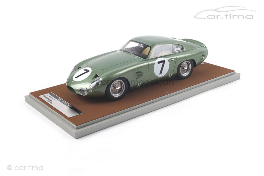Aston Martin DP214 24h Le Mans 1963 Kimberly/Schlesser Tecnomodel 1:18 TM18-72A