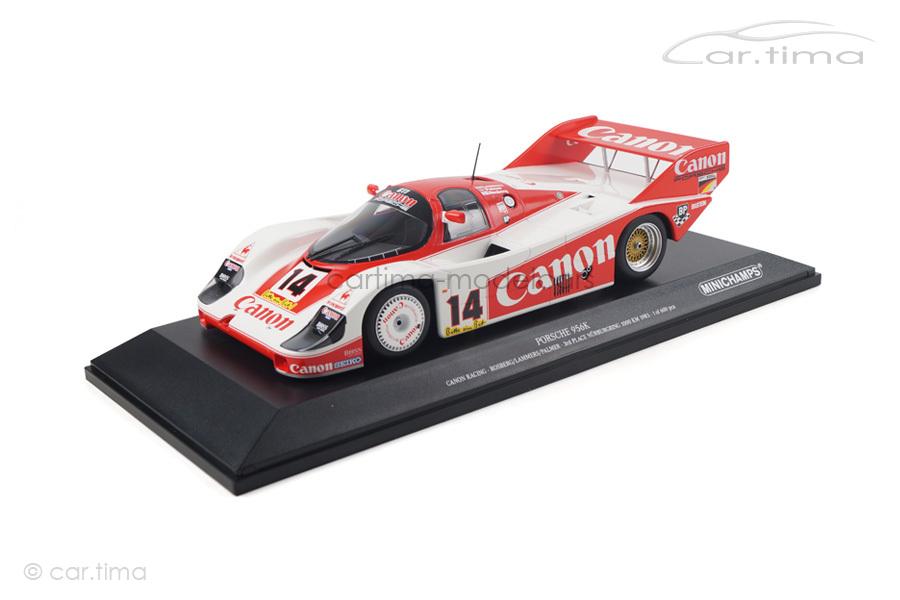 Porsche 956K Nürburgring 1983 Lammers/Rosberg Minichamps 1:18 155836614