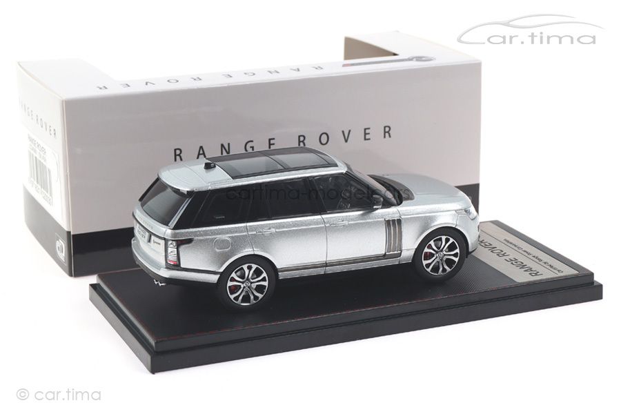 Range Rover SV Autobiography silber LCD Models 1:43 LCD43001SL