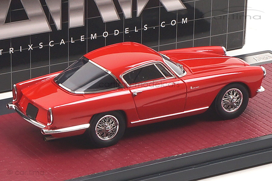 Aston Martin DB2/4 Coupe Bertone Arnolt 1953 rot Matrix 1:43 MX40108-011