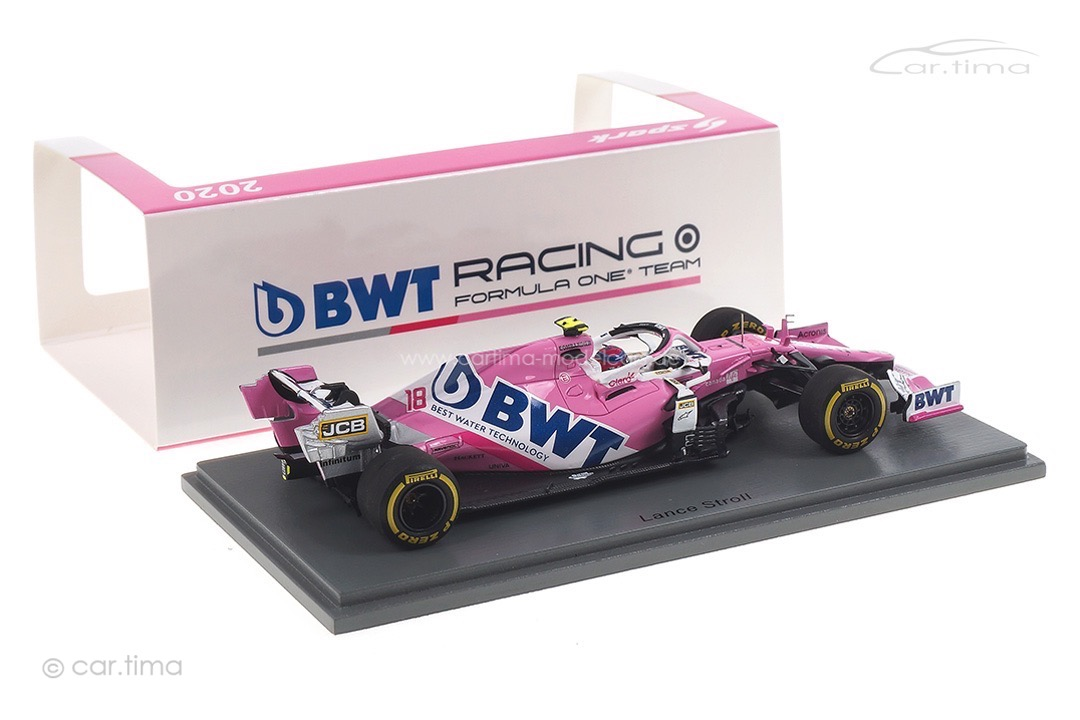 BWT Racing Point RP20 GP Italien 2020 Lance Stroll Spark 1:43 S6482