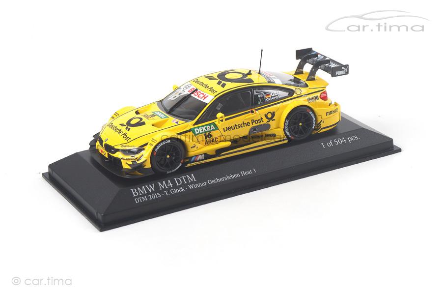 BMW M4 DTM (F82) DTM 2015 Timo Glock Minichamps 1:43 410152416