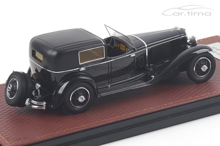 Cord L-29 Town Car Murphy & Co. schwarz GLM 1:43 GLM43108101