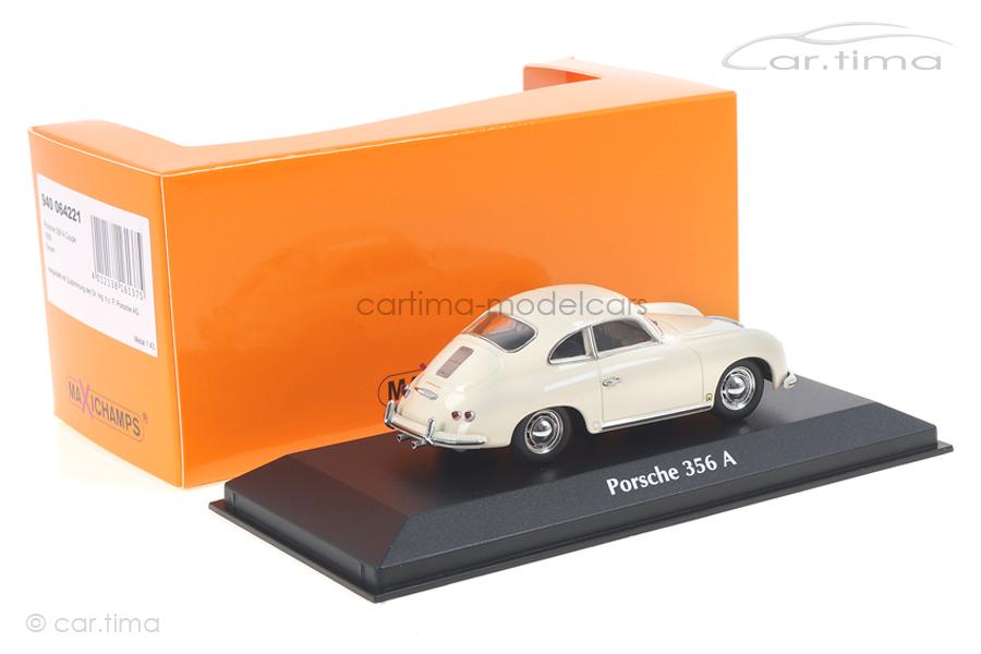 Porsche 356 A Coupé 1959 hellelfenbein Maxichamps 1:43 940064221