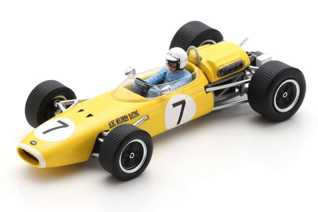 Brabham BT11A GP Levin 1965 Frank Gardner Spark 1:43 S7433