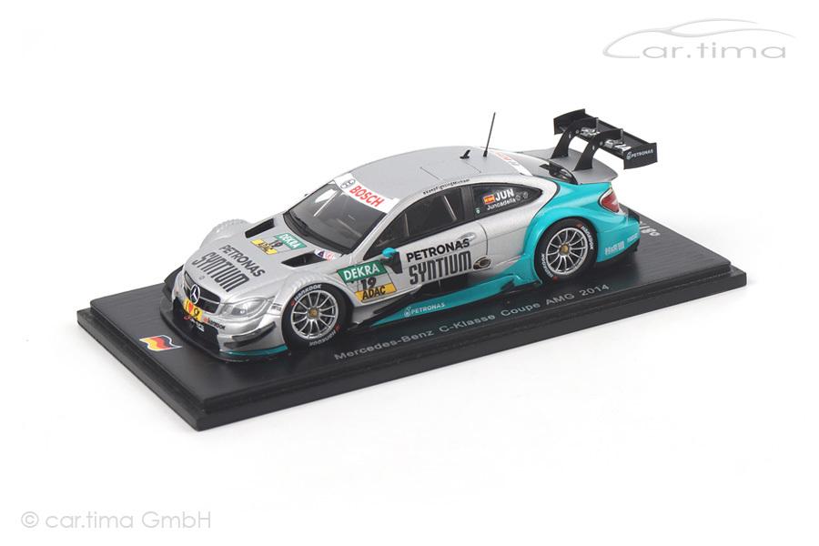 Mercedes-AMG C-Klasse DTM 2014 Daniel Juncadella Spark 1:43 SG180